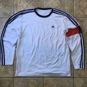 /// Adidas Vintage Long Sleeve